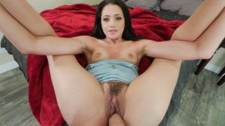 Sneaky Stepdaughter Avi Love Caught and Punished