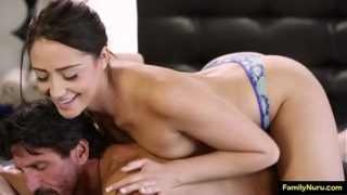 Father fucking his young xnxx stepdaughter